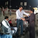 پاکستان تحریک انصاف کے مرکزی سیکرٹری برائے امور خارجہ ڈاکٹر شہزاد وسیم کی پریڈ گراؤنڈ آمد۔ کل کے یوم تشکر جلسہ میں انصاف کی فتح کا جشن منانےکے لیئے کھلاڑی پرجوش انداز میں تیاریاں مکمل کر رہے ہیں۔  #PTI #YoumeTashakur
