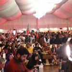 Overwhelming response from PTI Islamabad workers at PTI Workers Convention