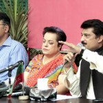 14 August Azadi March Press Conference
