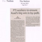 The Nation - 29th July 2013 - Page # 4