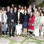PTI Leader/ Former Senator Dr Shahzad Waseem hosted a dinner in honor of Former Australian High Commissioner Ms Zorica Mccarthy at his residence. — with Imran Khan (official).
