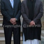 Dr Shahzad Waseem Advisor to The Chairman Pakistan Tehreek-e-Insaf with Imran Khan (official)
