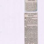 Pakistan Observer - 1st August 2013