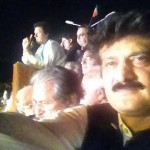 Listening to Chairman #PTI Imran Khan (official) speaking to charged crowd at #PTI Dharna