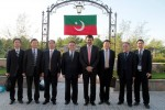 CPC China delegation met PTI Leaders