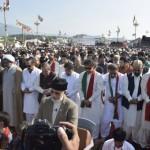 Eid at Azadi Square