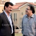 Dr Shahzad Waseem Advisor to The Chairman Pakistan Tehreek-e-Insaf with #DrShahidMasood #Jaag #CNBC