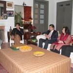 Delegation of Pakistan Tehreek-e-Insaf and #CPC #China