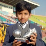 Young player of #BSS — at Pakistan Sports Complex.