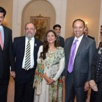 Adviser to Chairman #PTI Dr Shahzad Waseem along with Dr.Musadik Malik and others.