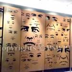 Art Piece at Guba Monument building. — at Guba, Azerbaijan.