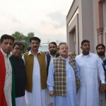 Attended Iftar by PTI AJK with chairman PTI Imran Khan as Chief Guest. Barrister Sultan Mehmood & contesting candidates organised event.
