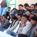 Chairman PTI Imran Khan at final of Insaf Super League stressed the need to institutionalize sports on merit to tap immense talent of our youth