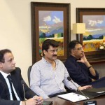 Chairman PTI Imran Khan (official) chaired consultative meeting of party leaders at Bani Gala
