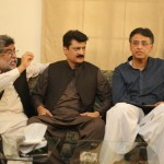 Chairman PTI Imran Khan presiding important meeting at bani gala regarding 2nd Nov.
