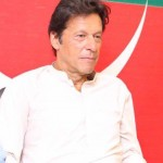 Chairman PTI Imran Khan presiding party leaders meeting after PanamaCase verdict