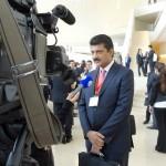Dr Shahzad Waseem's media talk at Azari channels.