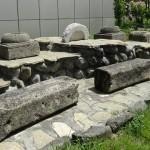 Gabala Museum displaying collection of historic articles of the region. — at Gabala, Shaki, Azerbaijan.
