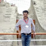 Dr Shahzad Waseem visits archaeological Sites of Azerbaijan.
