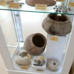 Pots of 8th century.