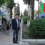 Dr Shahzad Waseem visited Shaki, a city in northwestern Azerbaijan, in the rayon of the same name. Shaki is situated in northern Azerbaijan on the southern part of the Greater Caucasus mountain range, 325 km (202 mi) from Baku. The population of Shaki is 63,000