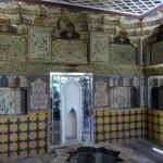 Inside views of Shaki Khan Palace, Dr Shahzad Waseem behind the lens.