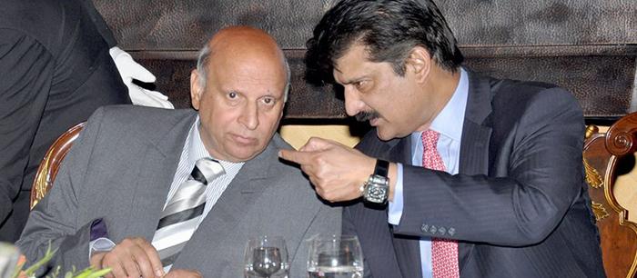 DSW Dinner in Honor of Chaudhry Sarwar - FE