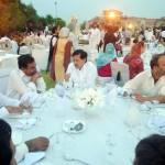 CDA Union President Ch Yaseen along with office bearers of CDA.