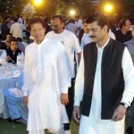 Dr Shahzad Waseem hosted PTI Iftar Dinner