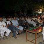 Dr Shahzad Waseem Thanking The People of Islamabad for VOTING PTI