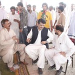 Dr Shahzad Waseem Get Briefing about Polling Activity