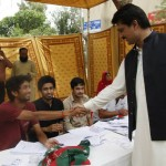 Dr Shahzad Waseem on Election Day