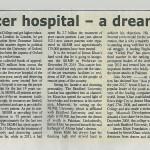 SKMCH Peshawar by Dr Shahzad Waseem  - Daily Times