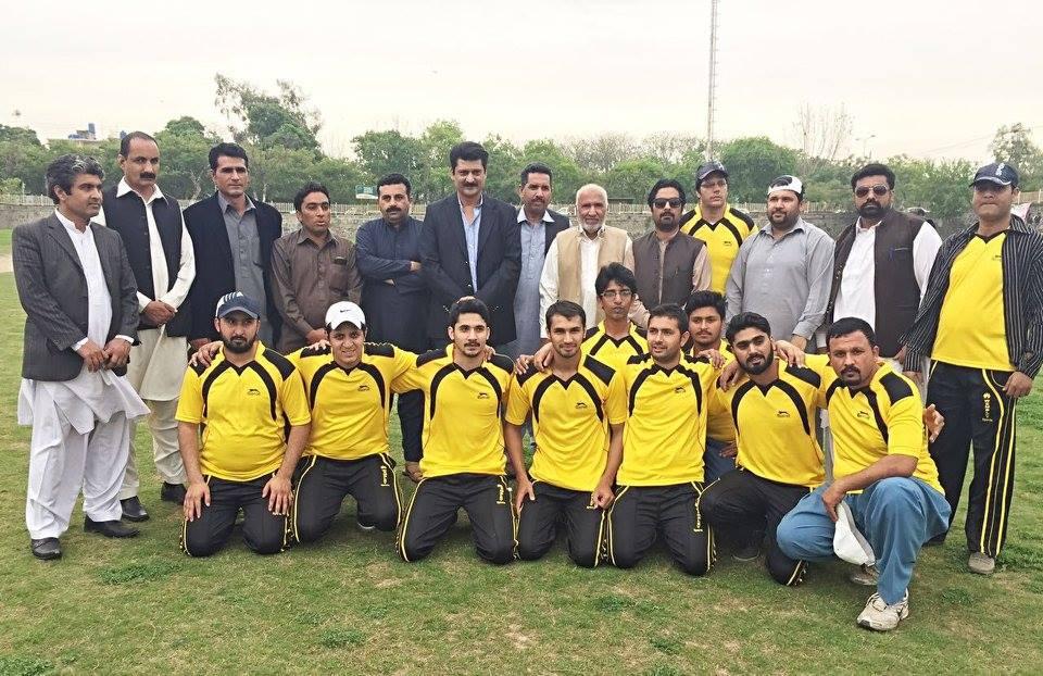 Dr Shahzad Waseem @ Insaf Super League ISL