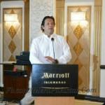 Dr Shahzad Waseem at PTI CAC Meeting in Islamabad