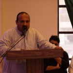 Dr Shahzad Waseem Addressing Eid Milan get together of PTI organized by Malik Sajid chairman UC 37 NA-48 Islamabad