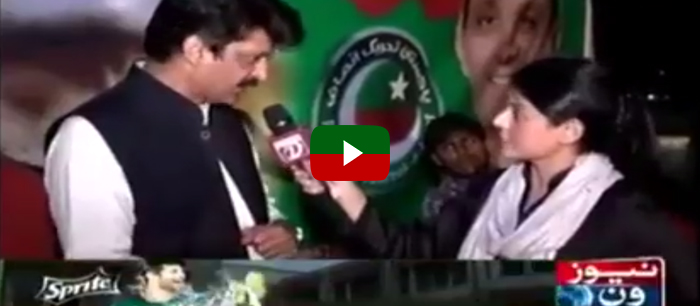 Dr Shahzad Waseem Campaigning for NA-122 FE