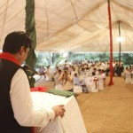 Dr Shahzad Waseem Hosted reception in honor of new office bearers of PTI Islamabad at his residence