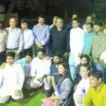 As Additional Secretary Information, had good interaction with PTI beat reporters at Iftar hosted by PR head Noman Shah