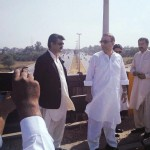 Dr Shahzad Waseem Visited major arteries of Islamabad to review the plans for Islamabad Lock-down