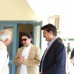 Dr Shahzad Waseem at Bani Gala Imran Khan Resident
