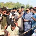 Dr Shahzad Waseem at Chairman PTI Imran Khan Secretariat bani gala.