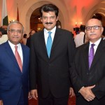 Dr Shahzad Waseem at Chines 68th National Day Celebration at Chines Embassy