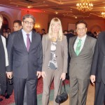 Dr Shahzad Waseem at Egypt Reception