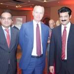 Dr Shahzad Waseem at Egypt Reception