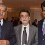 Dr Shahzad Waseem at Farewell reception of France Ambassador H.E Martin Dorance