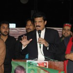 Dr Shahzad Waseem at ICT Local Govt Elections