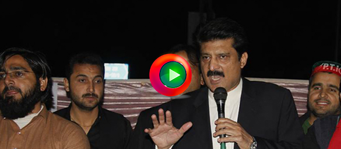 Dr Shahzad Waseem at ICT Local Govt Elections - VIDEO