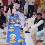 Dr Shahzad Waseem at Iftar dinner hosted by Seemi Ezdi Vice Chairman UC 29, NA 48 Islamabad PTI