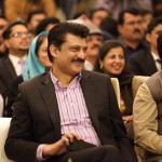 Dr Shahzad Waseem at Insaf Professional Forum Convention in Islamabad